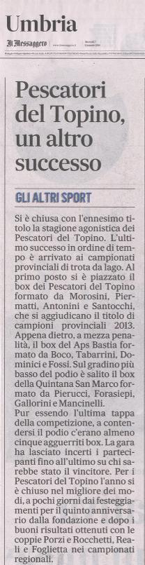 articolo messagero fipsas - 07.01.2014_1