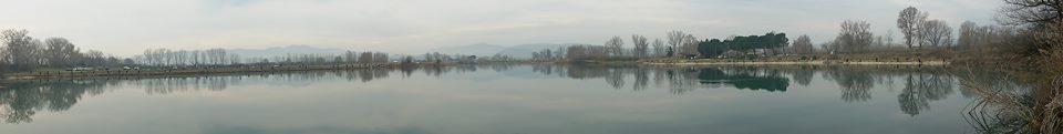 lago gatti - panoramica
