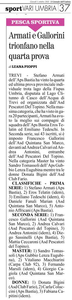articolo_giornale_umbria_4°_prova_fipsas