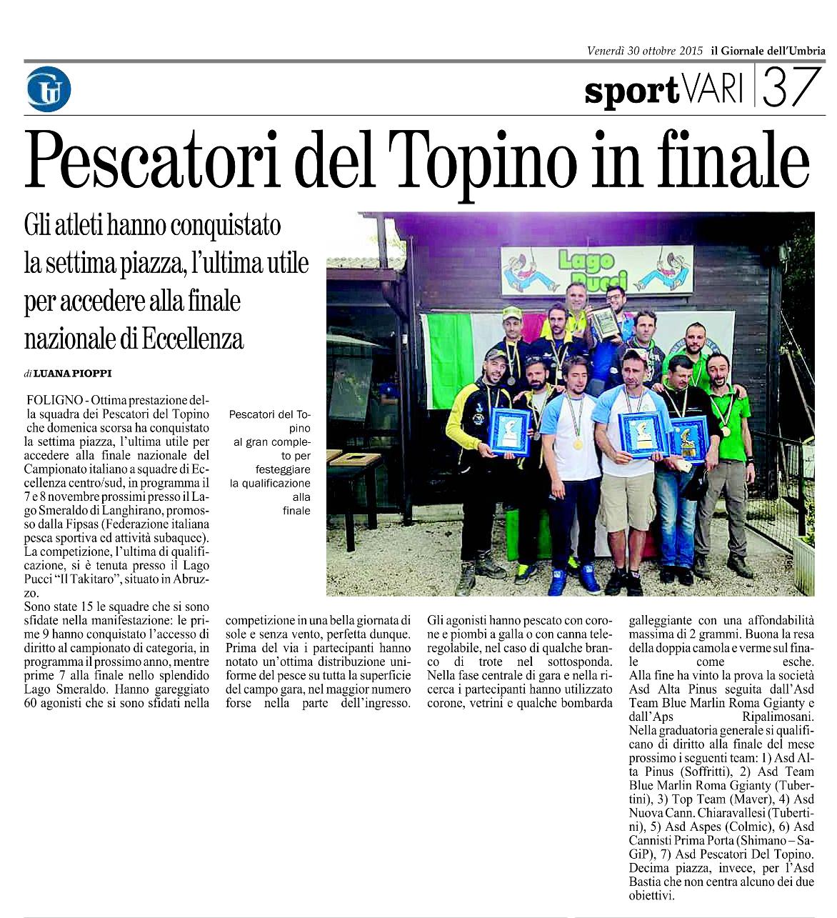 articolo_giornale_umbria_30.10.2015