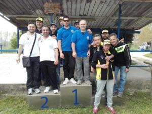 Fipsas 1 prova regionale squadre 2016