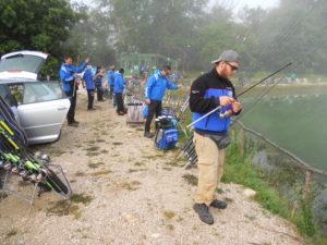 Report trota lago – 3° prova Campionato provinciale a squadreindividuale – Arci Pesca Fisa 2016 FOTO A