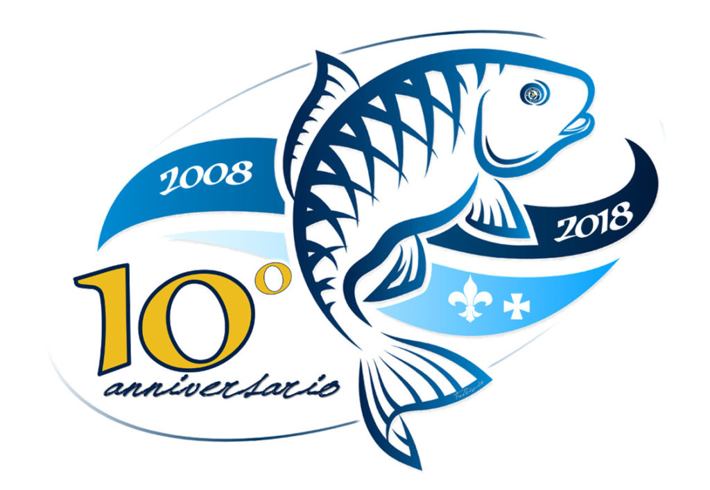 logo anniversario #topino10th